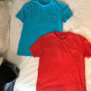 Polo Ralph Lauren T-shirt's—BUNDLE